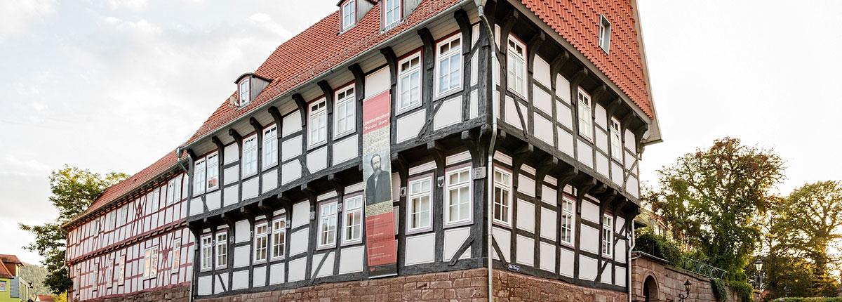 Literaturmuseum Theodor Storm