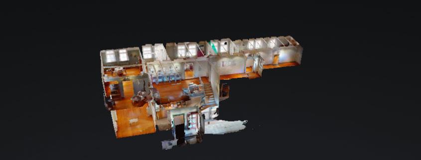 Literaturmuseum Theodor Storm online in 3D erleben