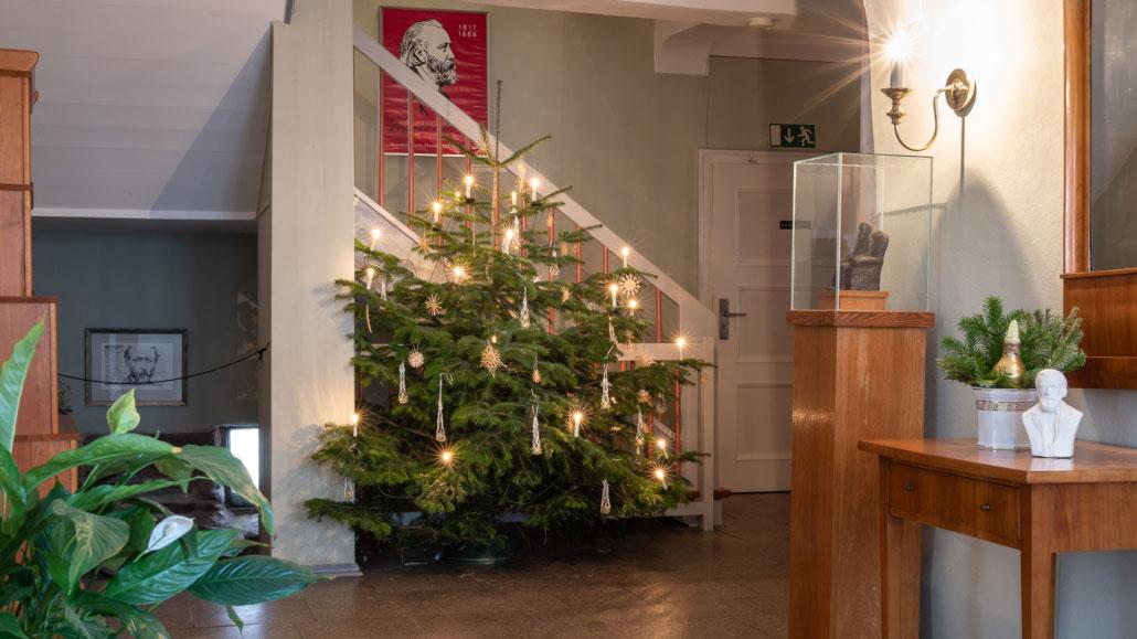 Weihnachtsfeier des Theodor-Storm-Vereins