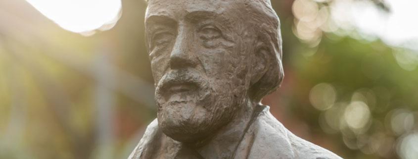Statue Theodor Storm