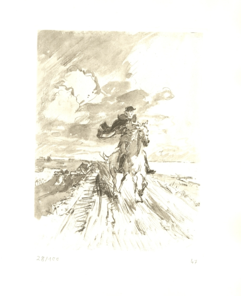 """Lesung im Literaturmuseum """"Theodor Storm"""""""