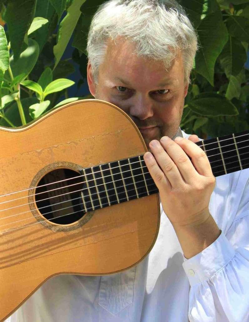 Roger Tristao Adao – klassische Gitarre