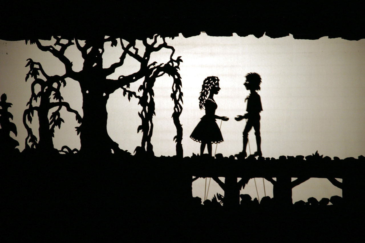 Puppentheaters Rosi Lampe